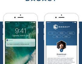 #8 for iPhone App screenshot mockup by JulioEdi