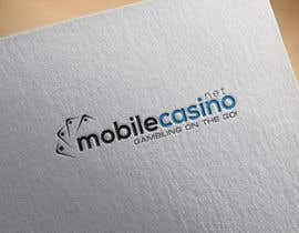 #5 for Logo Design for Gambling site mobilecasino.net by nikdesigns