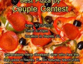 #19 for SW FL Best Pizza by Couple Flyer by atikurrahman10