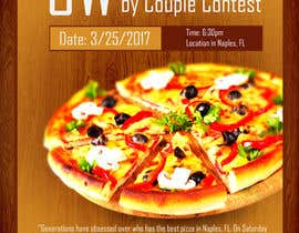 #20 for SW FL Best Pizza by Couple Flyer by jeku000