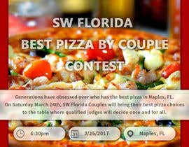 #12 for SW FL Best Pizza by Couple Flyer by acidonexAcidOnex