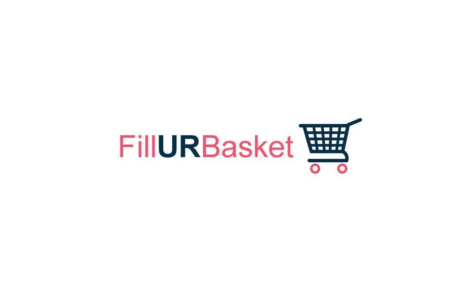 Contest Entry #23 for fillURbasket logo