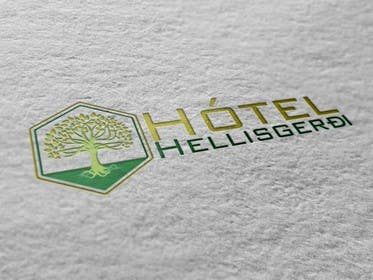 #100 for A simple logo for a hotel by fariva99
