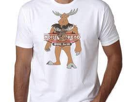 #31 for Moosehead Shirt by spashik2