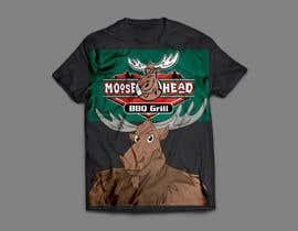 #27 for Moosehead Shirt by farzanadns