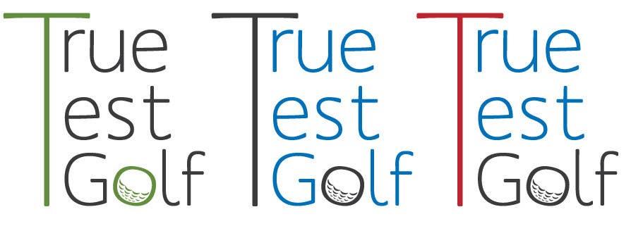 Penyertaan Peraduan #                                        22                                      untuk                                         TrueTestGolf Logo