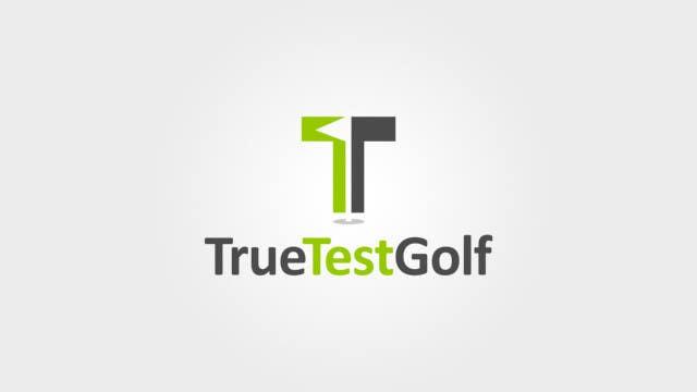 Penyertaan Peraduan #                                        23                                      untuk                                         TrueTestGolf Logo