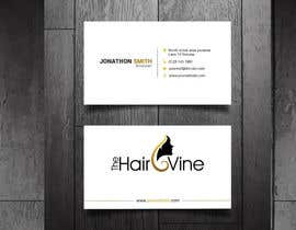 #15 for The Hair Vine needs Business Cards by ibrahim4160