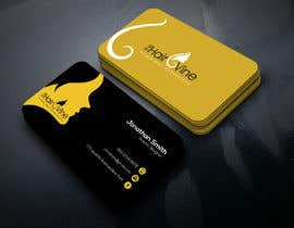 #104 for The Hair Vine needs Business Cards by Anikhossainkhan