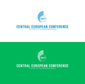 #58 for Design the new logo of Central European Conference by logoart5