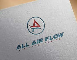 #116 for Design a Logo (All Air Flow) by ASGDesigner