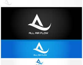 #46 for Design a Logo (All Air Flow) by hiruchan