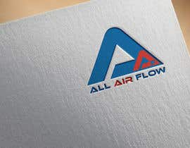 #137 for Design a Logo (All Air Flow) by SakibFLR