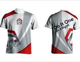 nº 34 pour Design a t-shirt & polo shirt par pherval