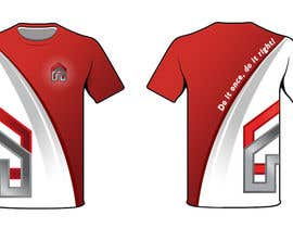 #32 for Design a t-shirt & polo shirt by vw6726654vw