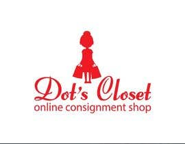 #124 for Dots Closet needs a Logo! by jibon3622