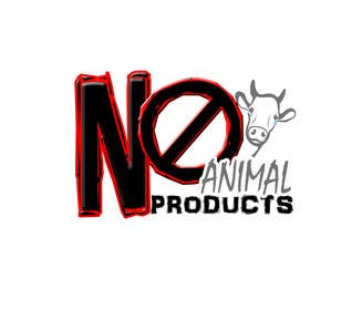 #16 for Design a Logo - for no animal products by Ljaaay