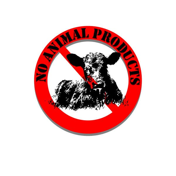 Contest Entry #20 for Design a Logo - for no animal products