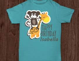 #32 for Create Unique Design for Children Tshirt by ARArif09