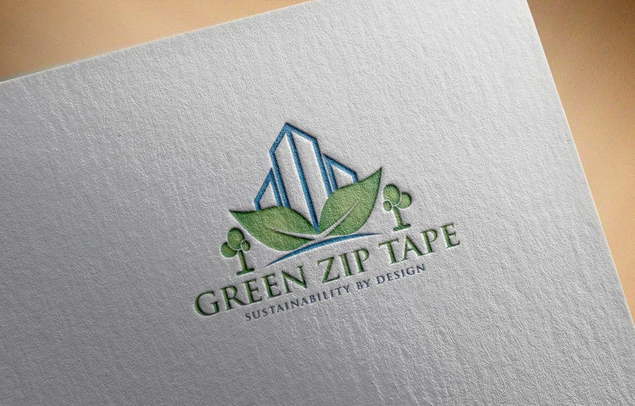 Contest Entry #541 for GREENZIP LOGO