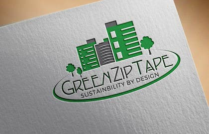 #565 for GREENZIP LOGO by deep844972