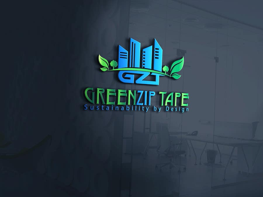 Contest Entry #547 for GREENZIP LOGO