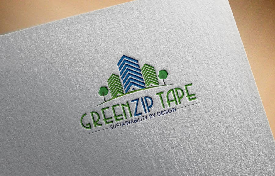 Contest Entry #517 for GREENZIP LOGO