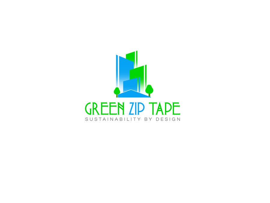 Contest Entry #531 for GREENZIP LOGO