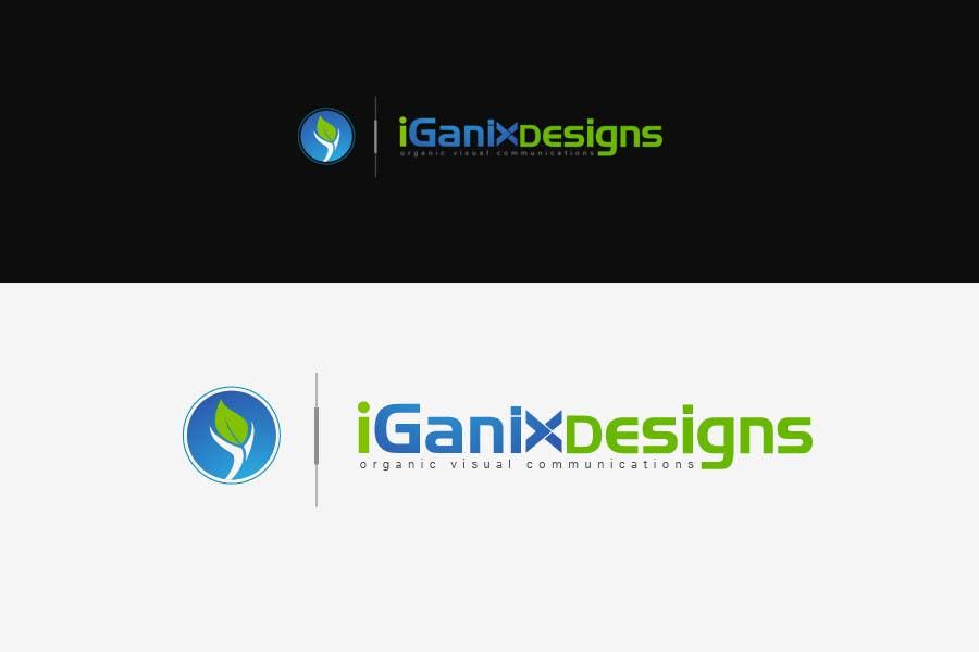 #226 for Logo Design for eGanic Designs by greatdesign83