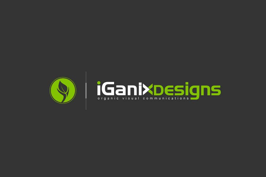 #225 for Logo Design for eGanic Designs by greatdesign83
