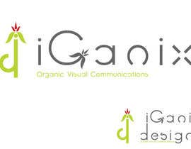 nº 274 pour Logo Design for eGanic Designs par sirvasili