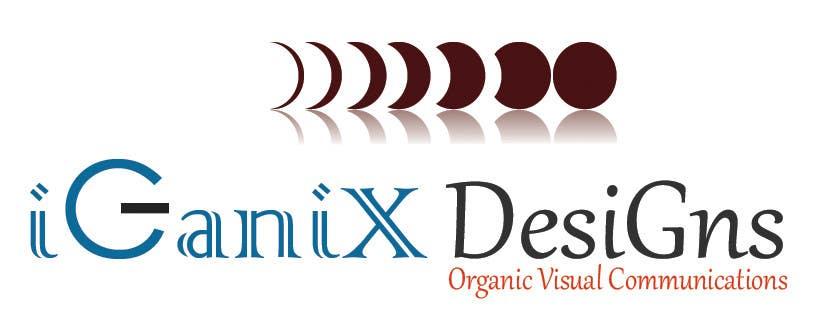 Penyertaan Peraduan #193 untuk Logo Design for eGanic Designs
