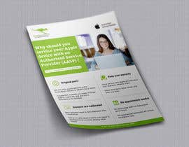 #4 for Direct Mail - Flyer by abirmahmood