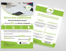 #28 for Direct Mail - Flyer by Jahid