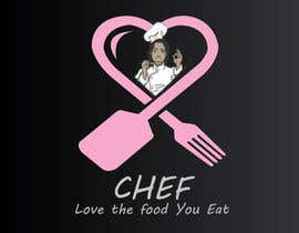 #34 for Personal Chef Logo by totolbillah
