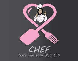 #55 for Personal Chef Logo by totolbillah