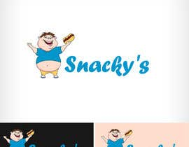#13 for Design a Logo for Snacky's by parikhan4i