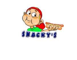 #22 for Design a Logo for Snacky's by vmpetkov90