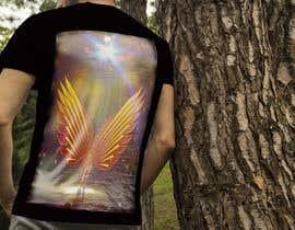 #38 for T-shirt design -  reign from heaven by anieshiaka