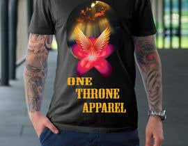 #42 for T-shirt design -  reign from heaven by juthi1357