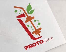 #155 for Design a Logo and them for juice bar by Vanajou