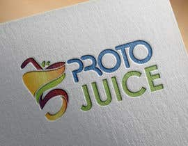 #147 for Design a Logo and them for juice bar by creativeashu110