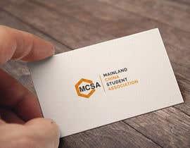 #190 for Design a Logo for MCSA by ramzdesigner