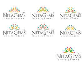 #462 for Logo Design for Nita Gems by bantomi