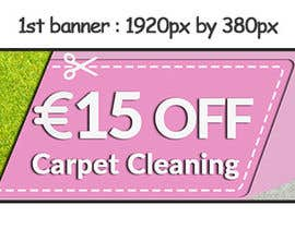 #26 for Design a Banner (Exact Template Provided) by Zarahi