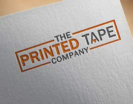 #117 for Design a Logo for The Printed Tape Company by aishaelsayed95