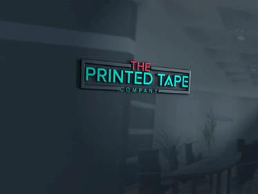 #107 for Design a Logo for The Printed Tape Company by sabujisla