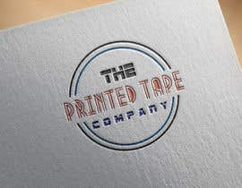 #90 for Design a Logo for The Printed Tape Company by mamunNrl3