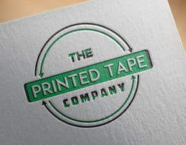 #123 for Design a Logo for The Printed Tape Company by mamunNrl3