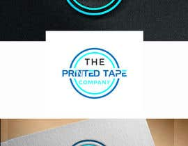 #79 for Design a Logo for The Printed Tape Company by LogoExpert69